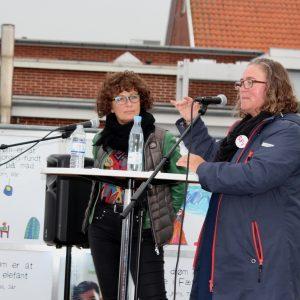Stemningsbillede fra Folkemødet på Bornholm 2016