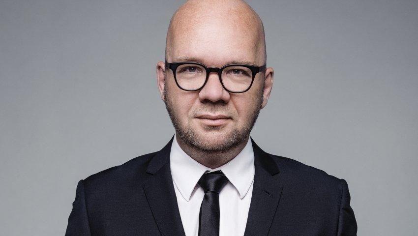 Børnehjælpsdagens ambassadør Lars Hjortshøj
