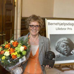 Børnehuset SIV i Farum modtager Lillebror Prisen 2014