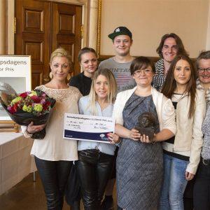 Foreningens 'De Anbragte Vilkår' modtager Lillebror Prisen 2014