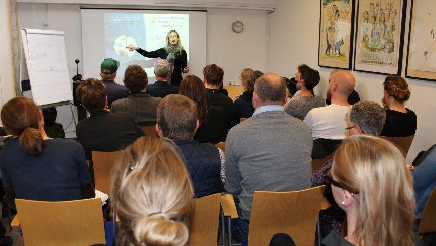 Malene Mygind, cand. mag. i psykologi og sundhed, ledelseskonsulent og positiv coach