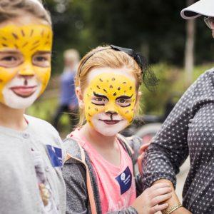 sommerfest for anbragte børn i København Zoo