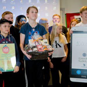 Kornmod Realskole vandt Ungdomsværn 2015