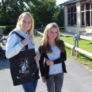 7.x. på Pilegårdskolen er med i Ungdomsværn 2015.