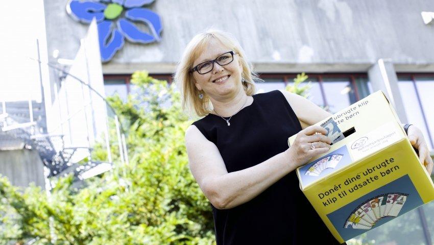 CSR-ansvarlig Pernille Fogh Christensen fra TopDanmark