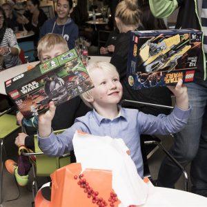 Børnehjælpsdagens Julefest i Aarhus 2015.