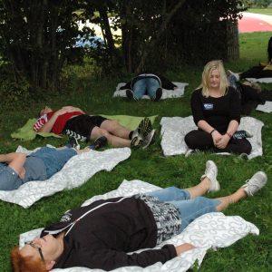 Ferie camp på Samsø for anbragte børn