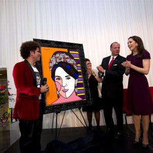 Årets Børnehjælpsdag 2012 Kronprinsesse Mary
