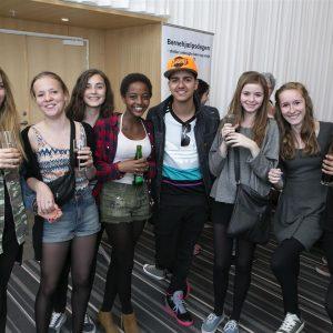 Årets Børnehjælpsdag 2012 på Crown Plaza Hotel i København med Basim