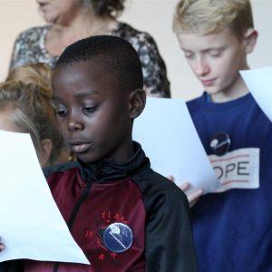 Børnehjælpsdagens Julefest på KUNSTEN i Aalborg 2016