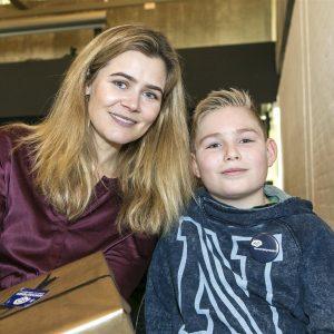 Ambassadør Sofie Lassen-Kahlke var med til at jule på Vikingeskibsmuseet i Roskilde