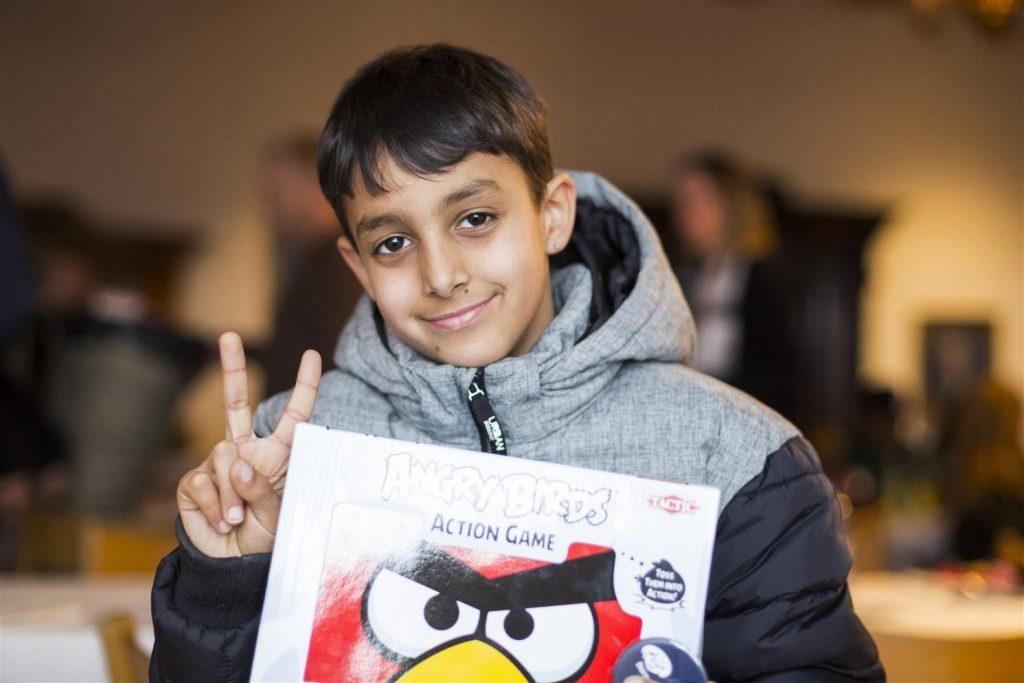 Børnehjælpsdagen skaber resultater til julefest i Kolding