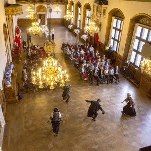 Prisuddeling på Københavns Rådhus