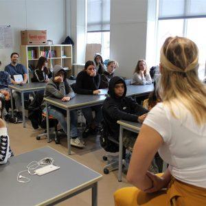 Højdevangens Skole er med i Børnehjælpsdagens Ungdomsværn 2018