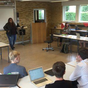 Ungdomsværn 2018: Sofie på Nordfyns Efterskole