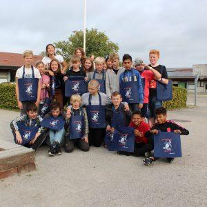 Ungdomsværn 2018: Hampelandskolen