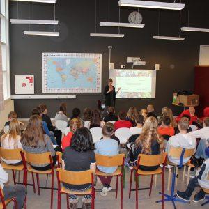 Intro til Ungdomsværn på Holbergskolen