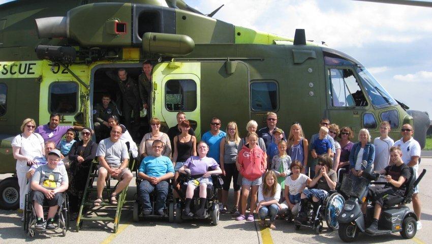 NOMINERET: Foreningen for Børn og unge med Handicap og deres Familier