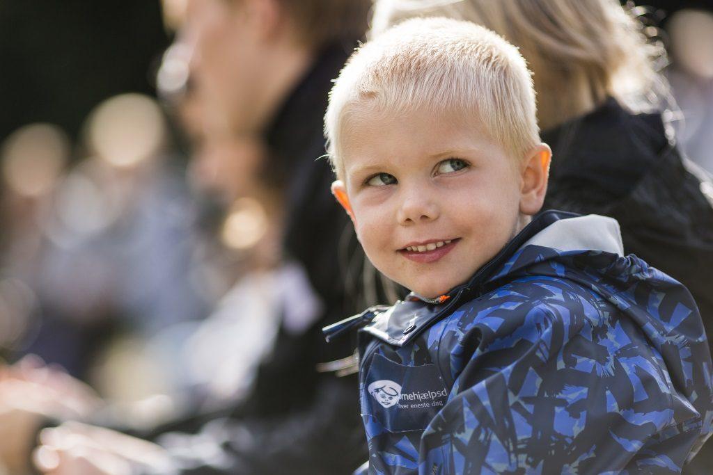 Børnehjælpsdagens Julelotteri støtter anbragte børn