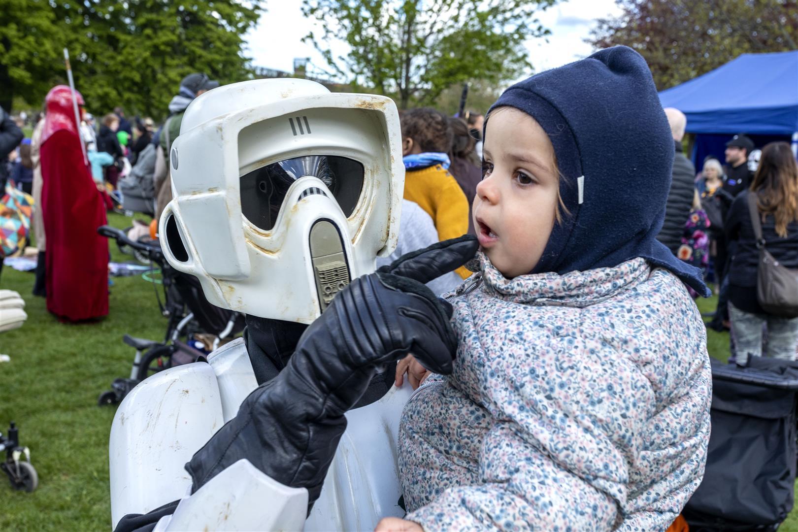 Troopers for Charity Årets Børnehjælpsdag