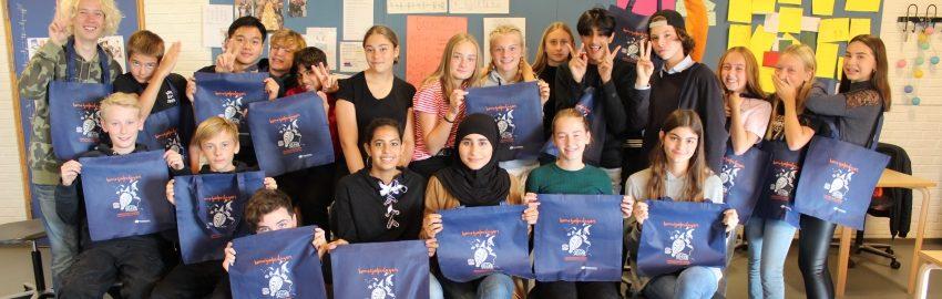 Støt anbragte børn med Børnehjælpsdagens skoleprojektet Ungdomsværn