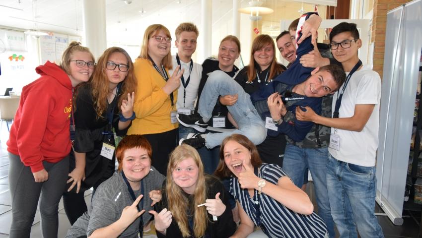 Unges sociale kompetencer styrkes på EMPOWER4U bootcampen