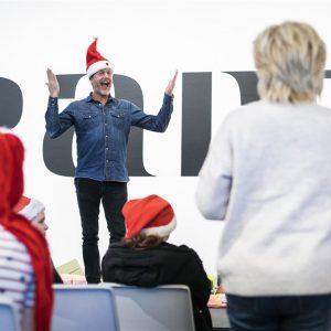 Julefest på Herning Heart med Peter Mygind