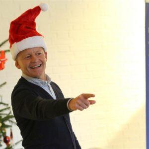 Bubber til julefest for anbragte børn og unge