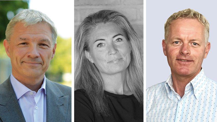 Tre nye medlemmer i Børnehjælpsdagens bestyrelse