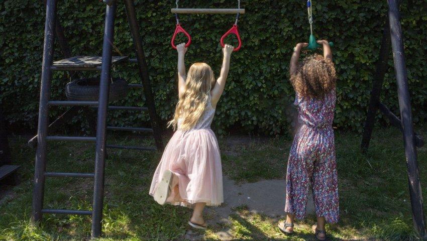Smagen af fælleskab: Plejebørn danner relationer på tværs af familier.